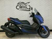 YAMAHA X-MAX 400 MAXI SCOOTER 18 PLATE,7500 MILES,1 OWNER,AUTOMATIC,KEYLE...