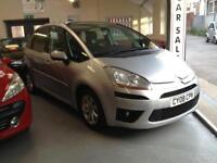 Citroen C4 Picasso 1.6HDi ( 110hp ) EGS VTR+