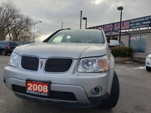 2008 Pontiac Torrent FWD 4dr , Fully Power , good on gas and pri