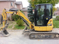 Bobcat Services,Excavation service, Free Estimate