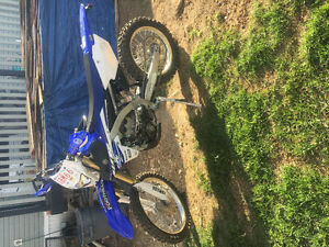 2015 Wr250F low km and hours