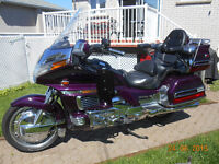 Gold wing 1500 SE 1996