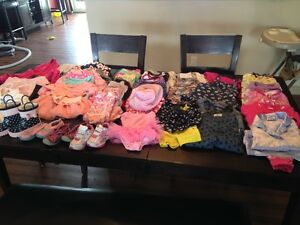 Baby Gril size 18-24 months