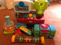 OPEN TO OFFERS ON ALL ITEMS! Little tikes toy bundle!