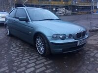 2002 BMW 320td E46 diesel compact manual low miles!!