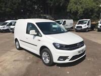 Volkswagen Caddy 2.0 102PS BLUEMOTION TECH 102 HIGHLINE EURO 6 DIESEL (2017)