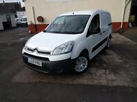 Citroen Berlingo 1.6 HDI 625 LX 75PS (white) 2013