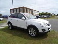 2012 Vauxhall Antara 2.2 CDTi SE AWD (s/s) 5dr (Nav)