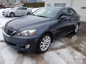 Lexus IS 250 AWD 2010