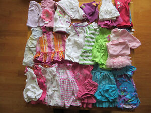 Baby girl's clothing - 3 to 6 months