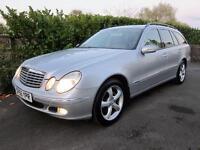 Mercedes-Benz E320 CDI 3.0 V6 7G-Tronic Elegance Iridium Silver
