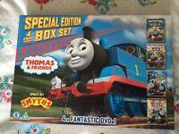 Thomas the Tank 4 x DVD box set
