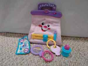 Fisher-Price Laugh and Learn Purse