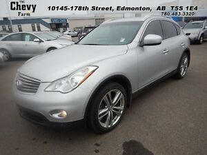 2011 Infiniti EX35 AWD   Camera-Heated Seats-Air