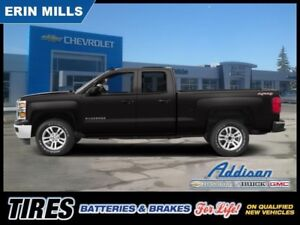 "2015 Chevrolet Silverado 1500   20"" Wheels My Link Black Out Edi"