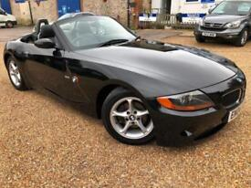 2004 '04' BMW Z4 2.2i SE Roadster. Sports Cabriolet Convertible. Px Swap