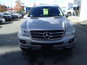 2007 Mercedes-Benz M-Class 350 4matic SUV, Crossover