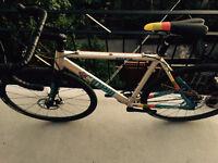 Vélo de cyclo-cross cinelli!