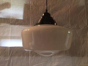 Vintage/retro schoolhouse type lights