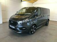 2019 Ford Transit Custom 2.0 300 EcoBlue Limited DCIV L1 H1 EU6 5dr (6 Seat)