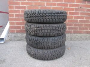 WINTER FORCE M+S WINTER TIRES