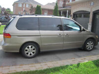 2003 Honda Odyssey EX Minivan