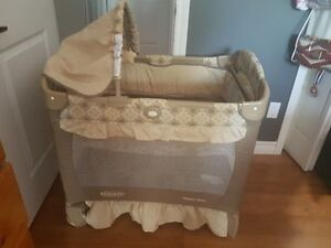 Graco Travel Bed