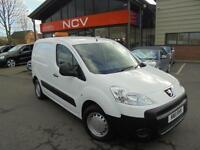 2011 PEUGEOT PARTNER 850 S 1.6 HDi 90 Van With SERVICE HISTORY
