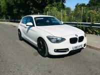 2013 BMW 118d Sport Auto 2.0 ( 143bhp ) 5 Door.£30 Road Tax