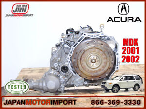 2001 2002 ACURA MDX AUTOMATIC TRANSMISSION AUTOMATIQUE