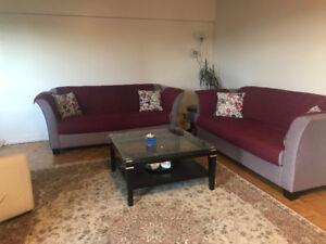 Lease transfer/sublet 4 1/2 large apartment TMR/cote des neige