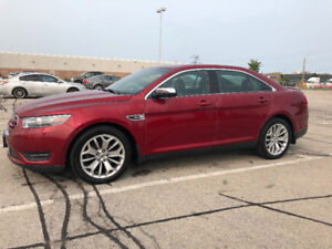 2016 Ford Taurus Limited AWD Loaded