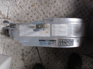 exciter 2 570 1991-1993 clutch guard
