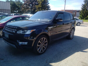 2016 Land Rover Range Rover Sport Sport Package SUV, Crossover