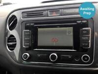 2014 VOLKSWAGEN TIGUAN 1.4 TSi BlueMotion Tech Match 5dr [2WD] SUV 5 Seats