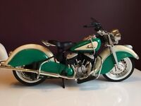 1/6 Indian motorcycle