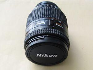 NIKON - OBJECTIF ZOOM AF NIKKOR 28-105mm f/3.5 - f/4.5 D MACRO