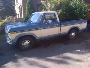 1979 Ford Ranger/ THE one I sold in 2013 - TRUCK IN PHOTO