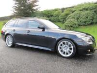 2008 BMW 530d M Sport Touring ESTATE