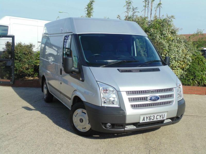 2013 Ford Transit Short Wheel Base Medium Roof Trend 100ps 2 door Panel Van