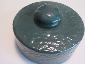 Like-New Ceramic Cap for Large or XL Big Green Egg