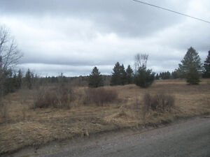 1 acre zoned Rural/ Residential-- French River