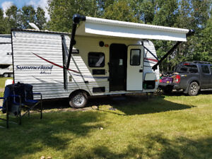18' travel trailer for rent