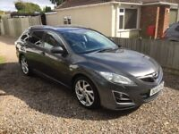 Mazda 6 Sport 250 Estate 2011 - High spec