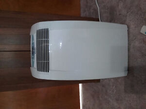 Air conditioner,  fan and dehumidifier