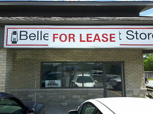 End unit for Office/Retail available for immediate possession. Belleville Belleville Area image 1