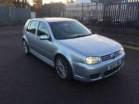 VW Golf V6 4motion R32 replica