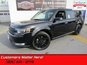 2016 Ford Flex Limited  AWD, NAVIGATION, ROOF, LEATHER, CAMERA