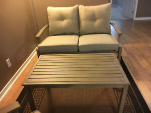 New lawn furniture set for sale
