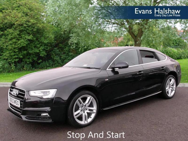 2013 audi a5 audi a5 2 0 tdi 177 quattro s line 5dr s tronic 5 seat diesel in leicester. Black Bedroom Furniture Sets. Home Design Ideas